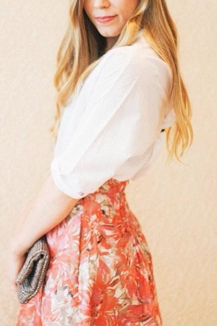 Strawberry Hill Skirt