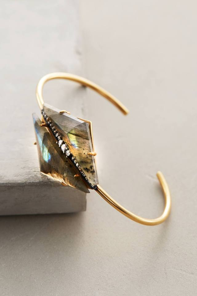 Blazed Arrow Cuff by Indulgems