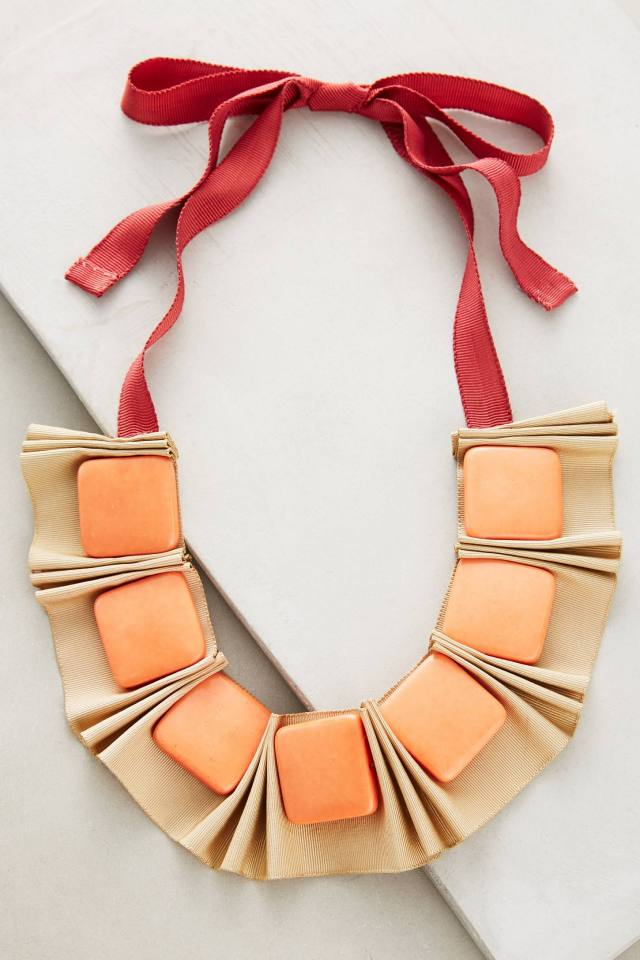 Carambola Collar by Papiroga