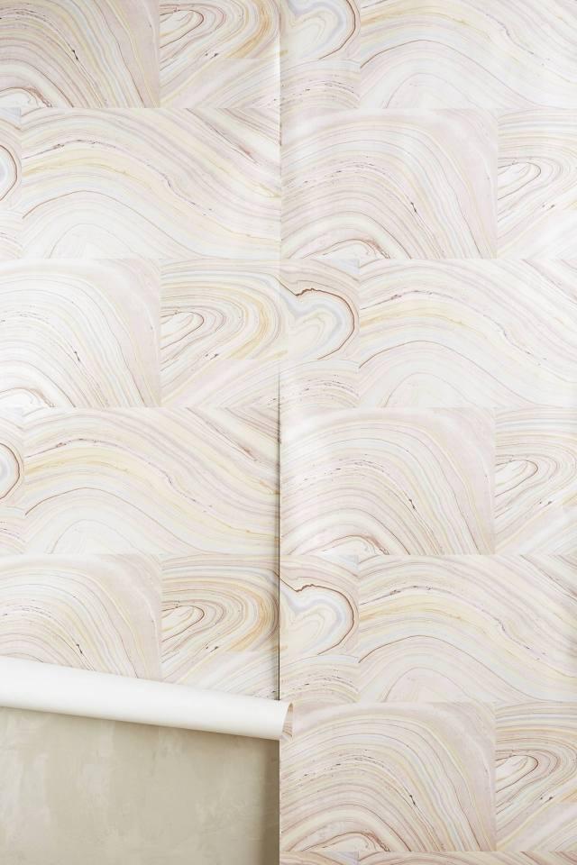 Cross Grain Wallpaper