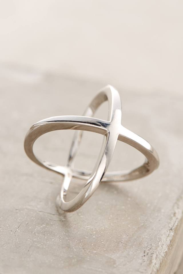 Windrose Ring by Elizabeth and James