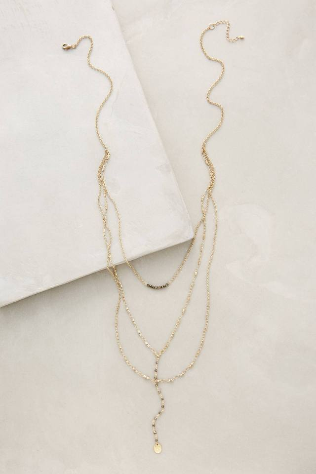 Jardines Layered Necklace
