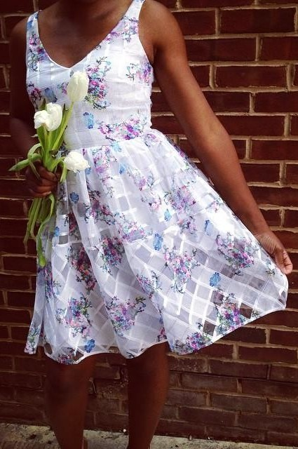 Peony Garden Dress by Maeve
