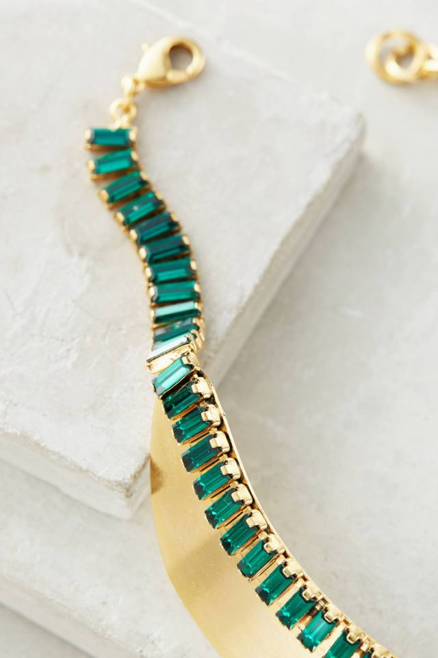 Smyrna Collar by Elizabeth Cole