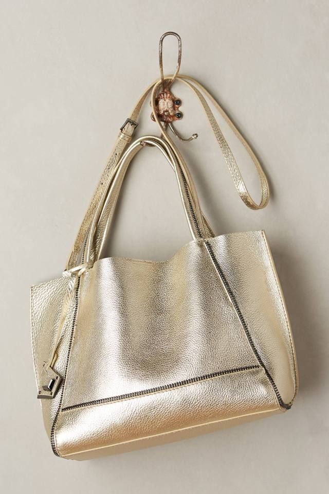 Sterling Mini Tote by Botkier