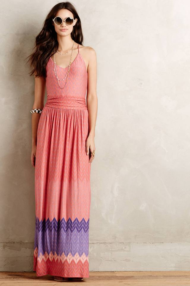 Sunfall Maxi Dress by Nomad by Morgan Carper