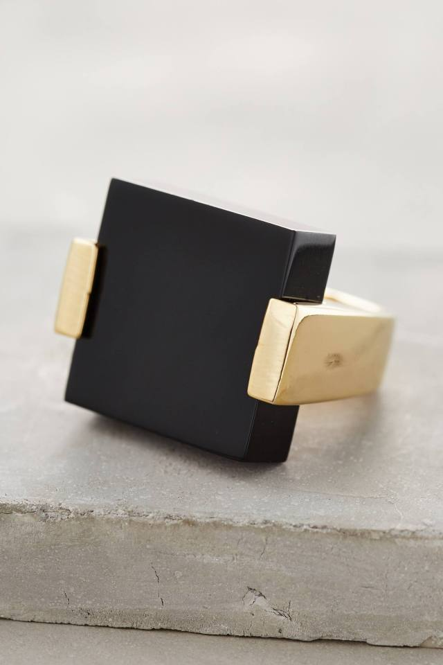 Terra Preta Ring by Jules Smith