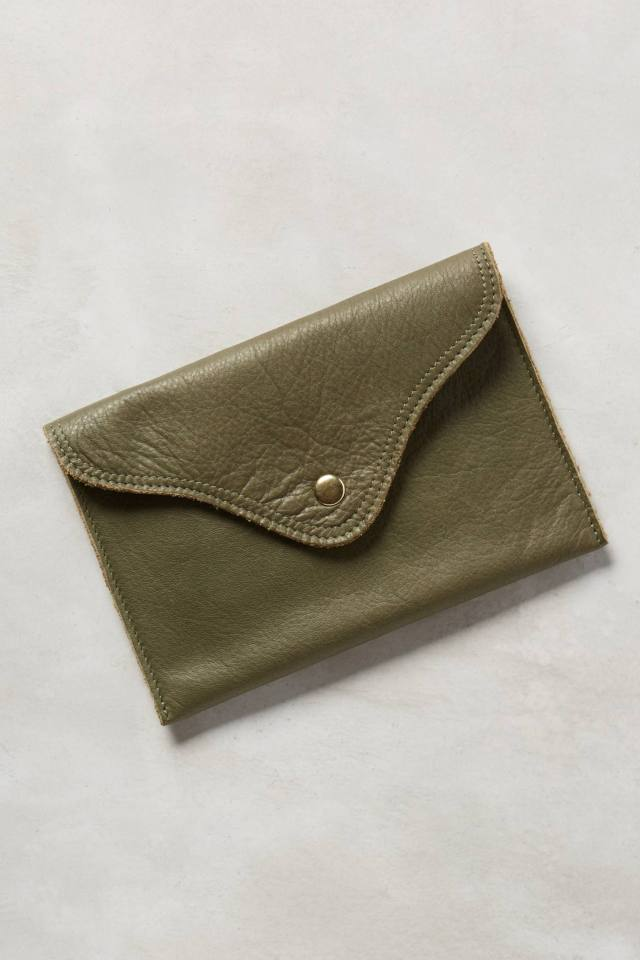 Watson Envelope Clutch by Campos