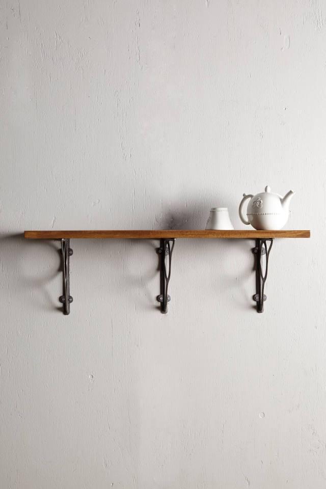 Wood Grain Shelf