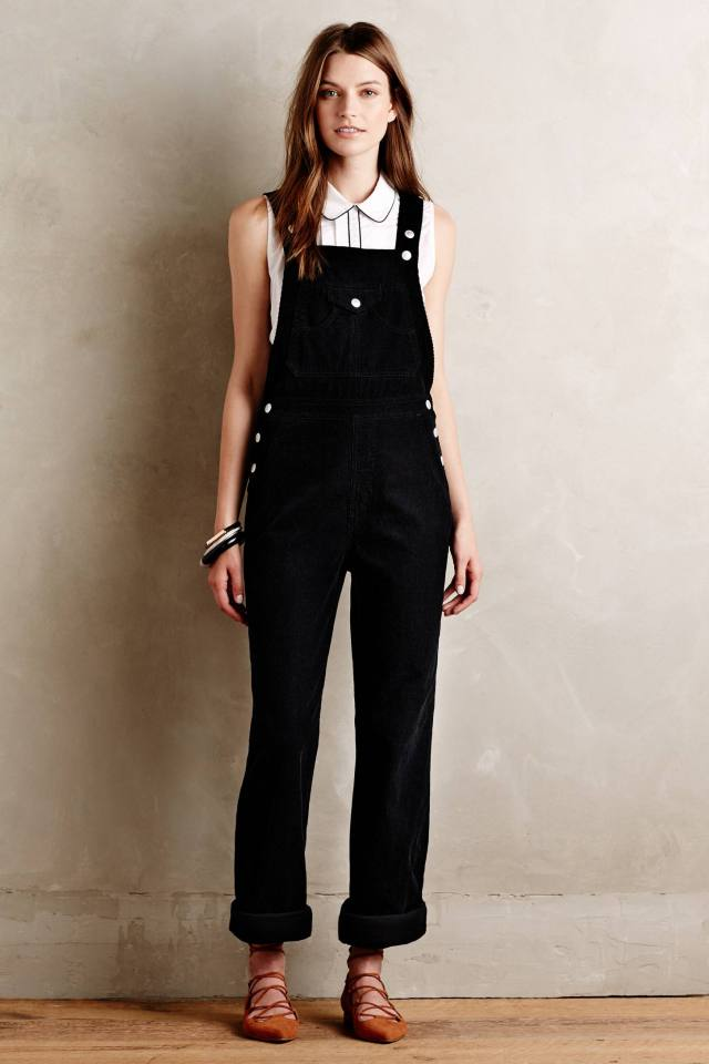 Bunny Overalls by Alexa Chung for AG