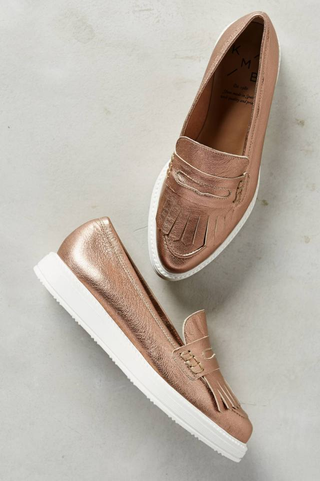 Kipper Slip-Ons by KMB