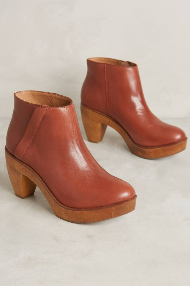 Atena Booties by Kelsi Dagger