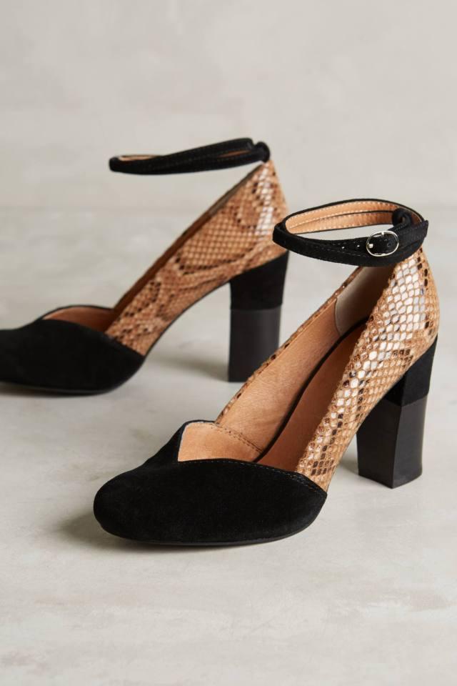 Pajaro Heels