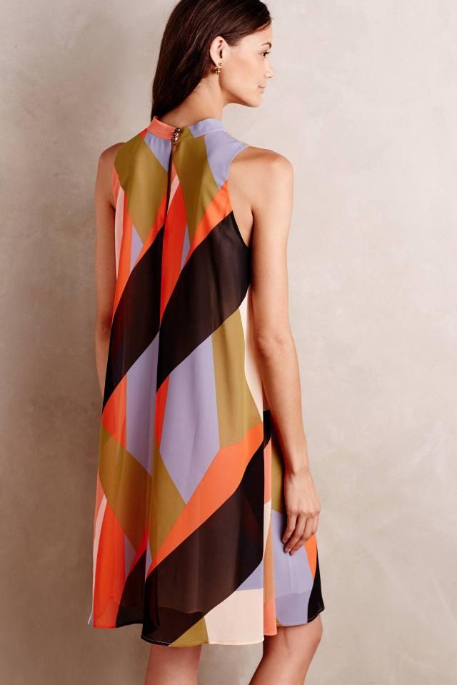 Artista Swing Dress by Maeve