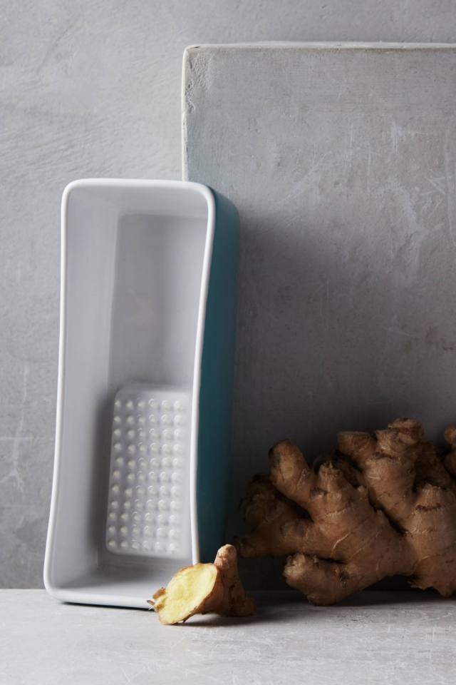 Ceramic Ginger Grater