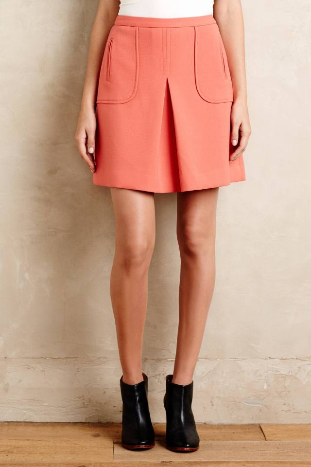 Cheri Mini Skirt by Maeve
