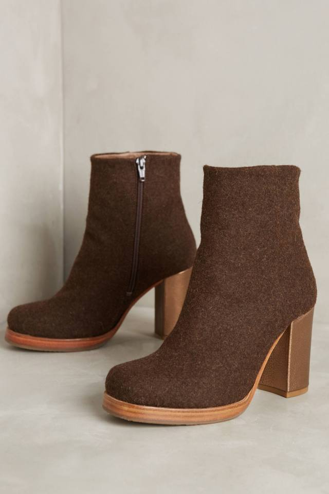 High Field Booties by Cubanas
