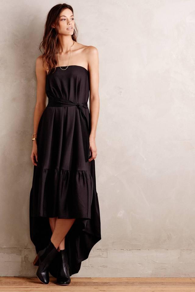 Eukleid Maxi Dress by Hoss Intropia