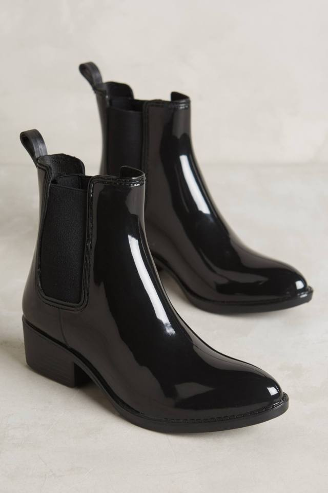 Stormy Chelsea Boots by Jeffrey Campbell