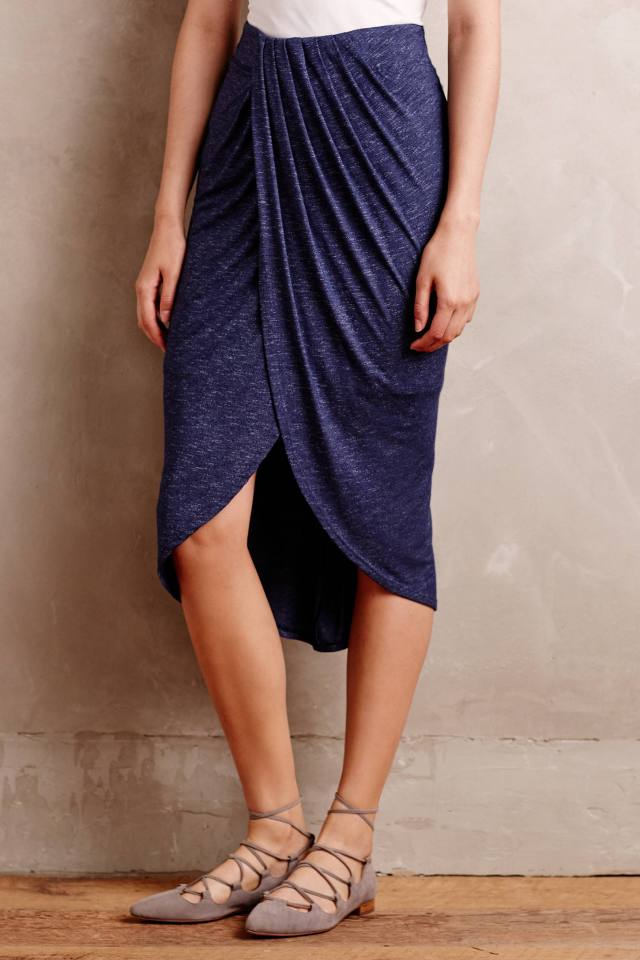 Maleo Draped Skirt by Dolan