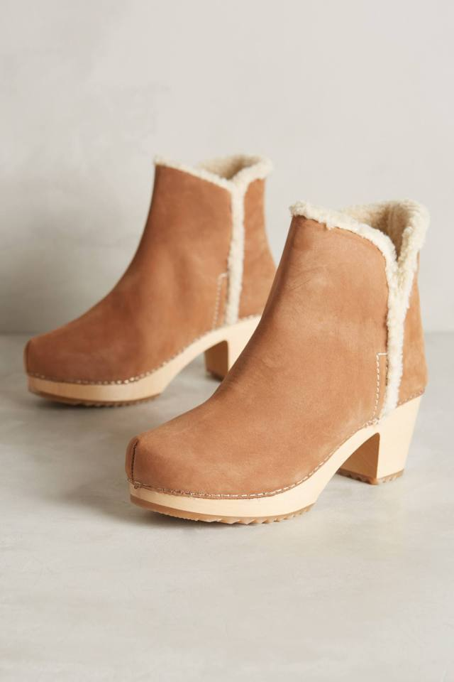 Milo Clog Booties by Miss Albright