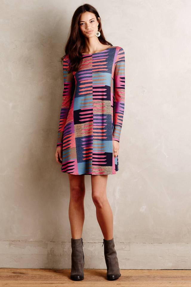 Monterey Swing Dress by Mara Hoffman