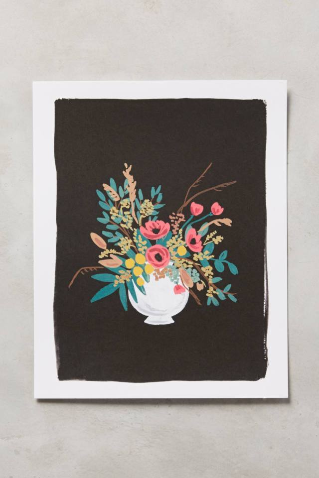 Vase Study Print by Rifle Paper Co.