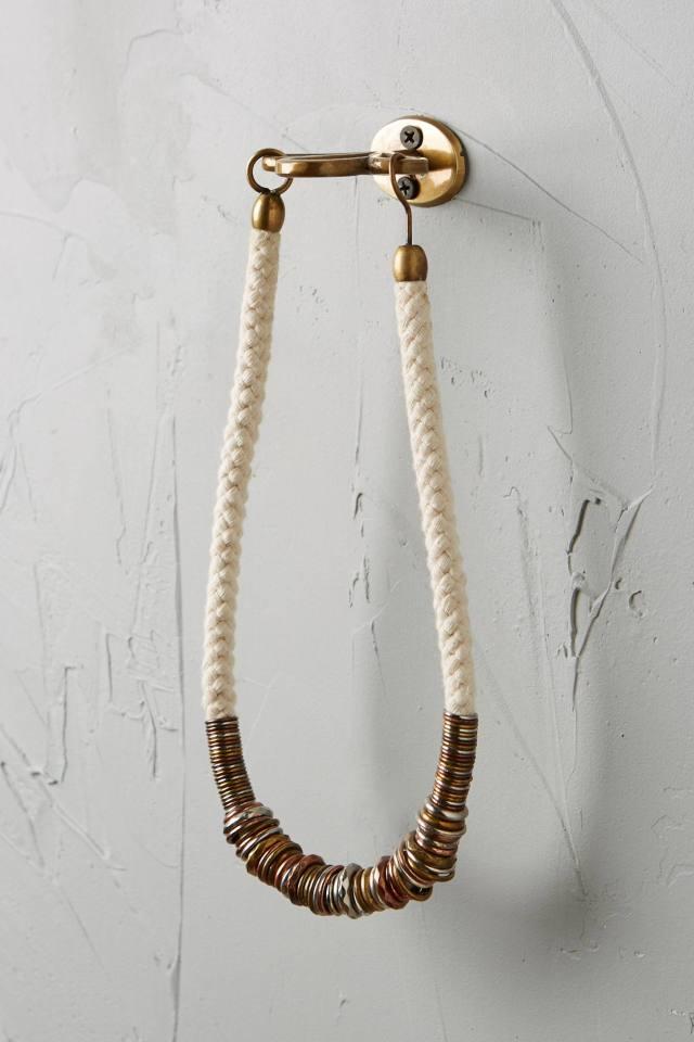 Ringed Rope Tieback