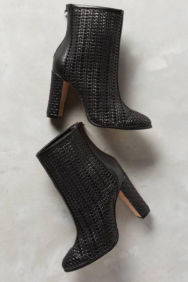Kiula Booties by Schutz