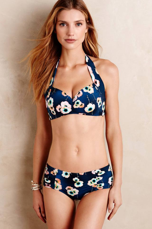 Beach Rose Halter by Seafolly