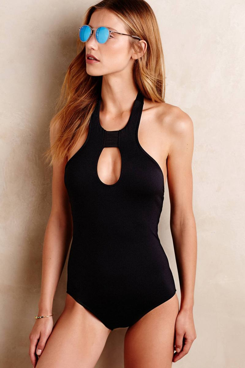 Anthropologie's August Arrivals: Swimwear