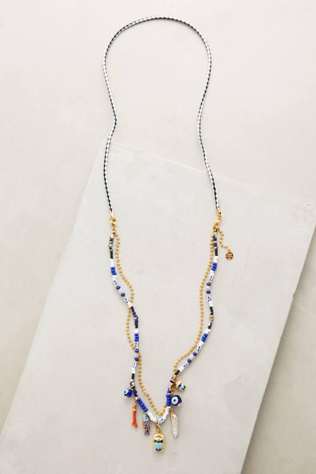 Seven Seas Necklace by Gas Bijoux
