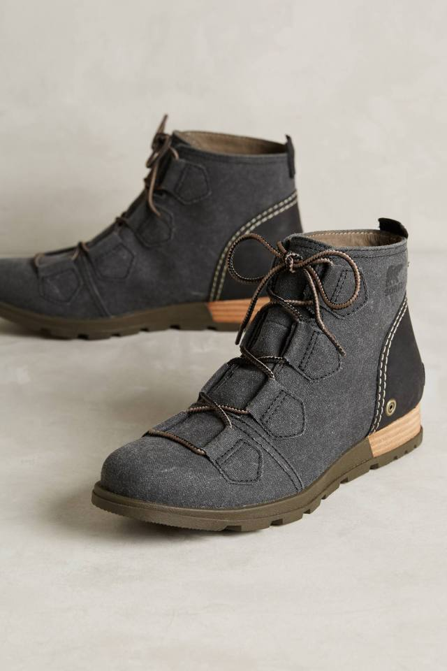 Major Lace Boots by Sorel