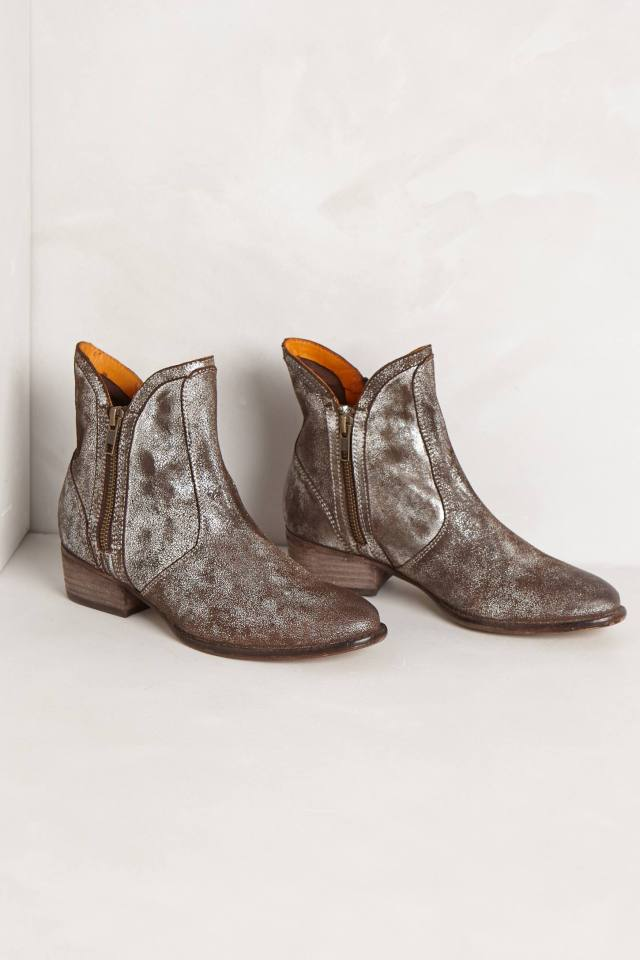 Tilden Booties by Seychelles