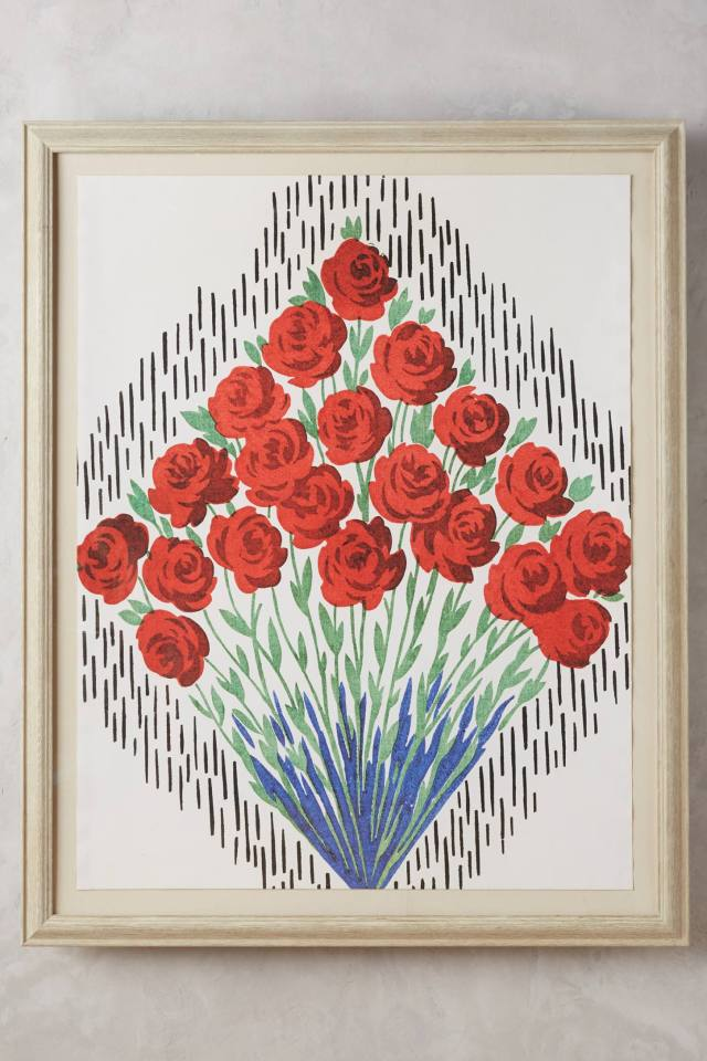 Vintage Bloom Wall Art