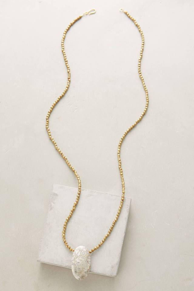 Edisto Pendant Necklace by Robindira