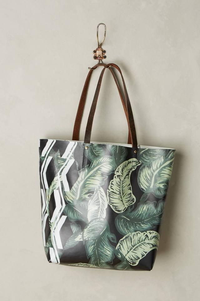 Foliage Tote by Kestrel