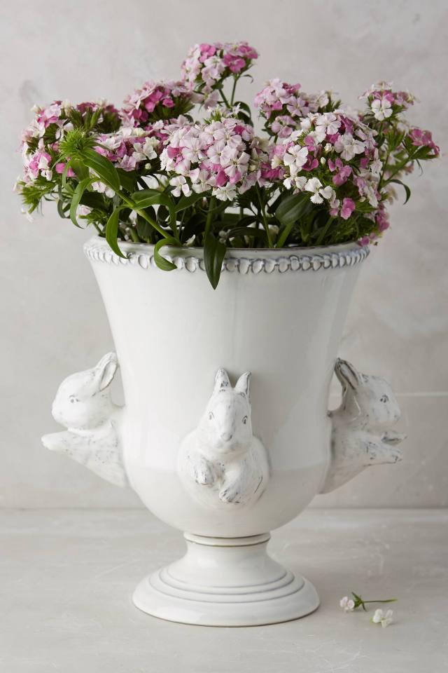 Les Lapin Vase