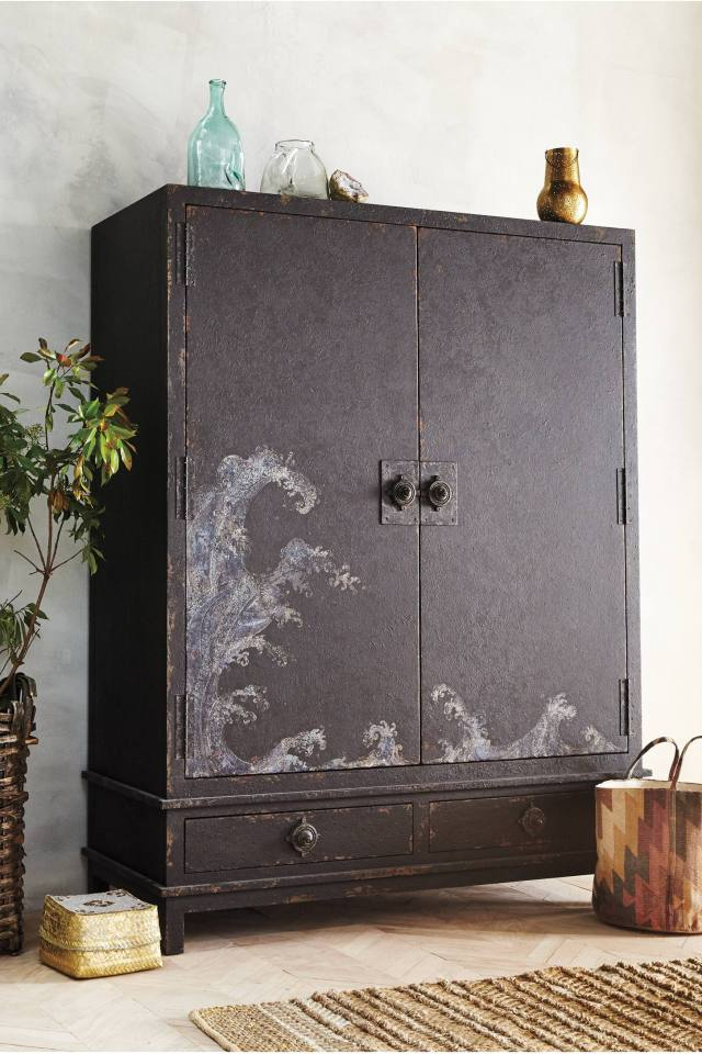 Nami Armoire by Tracey Boyd