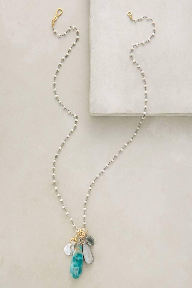 Sidari Pendant Necklace by Robindira