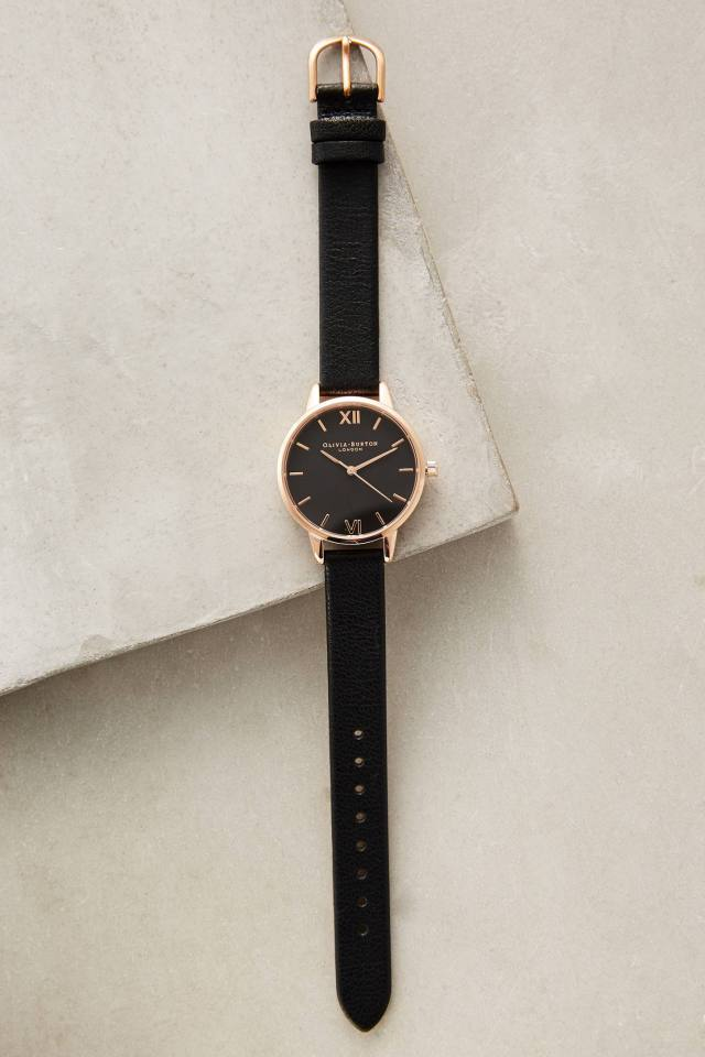 Timeless Watch by Olivia Burton
