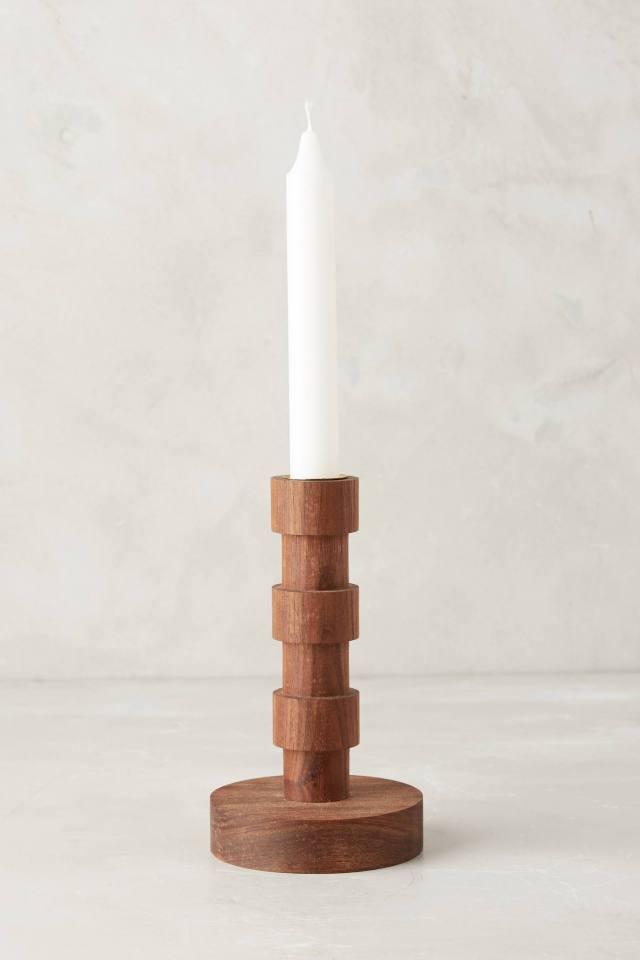 Totem Candleholder