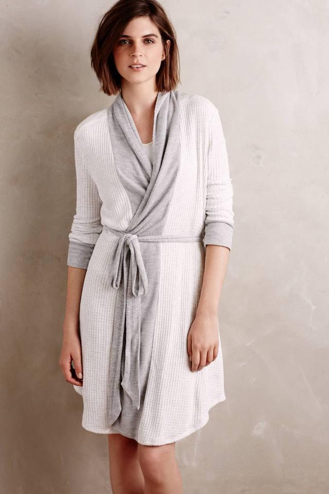 Waffled Robe by Saturday/Sunday
