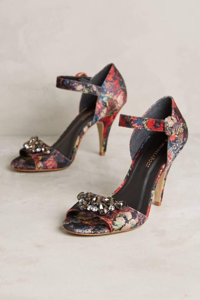 Caro Heels by Raphaella Booz
