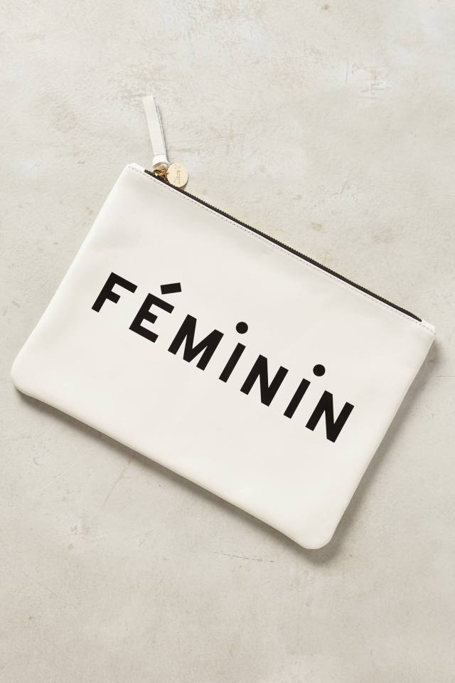 Feminin Pouch by Clare V