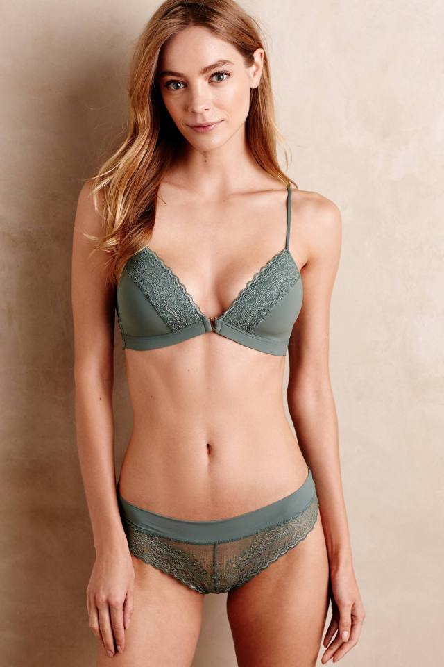 Front-Close Bra by Touche
