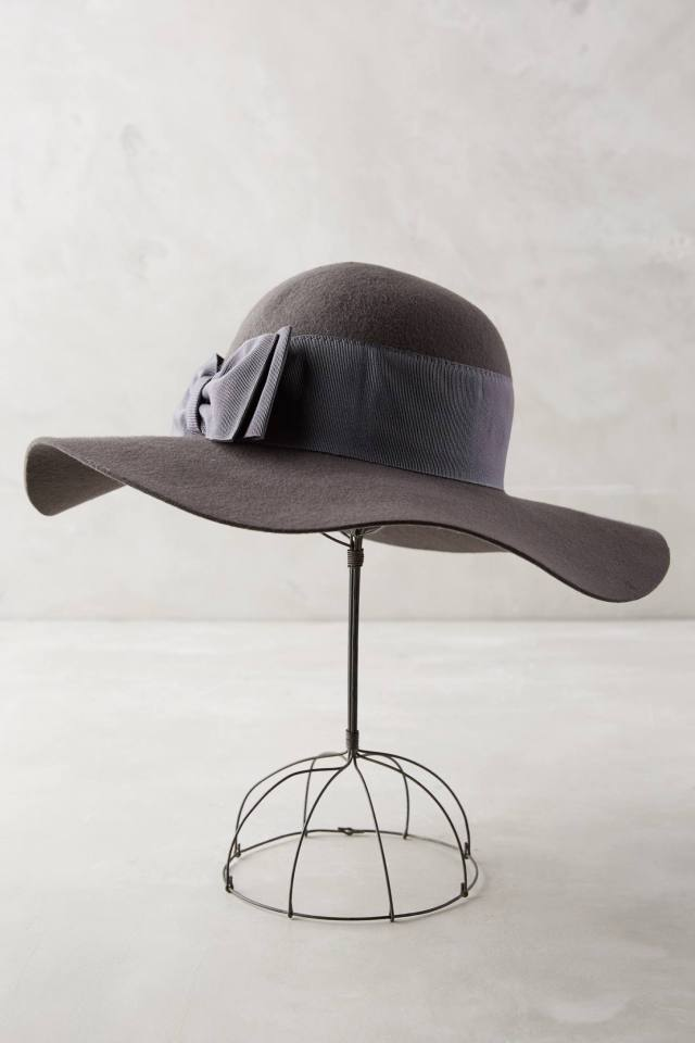 Maeline Floppy Hat by Helene Berman London