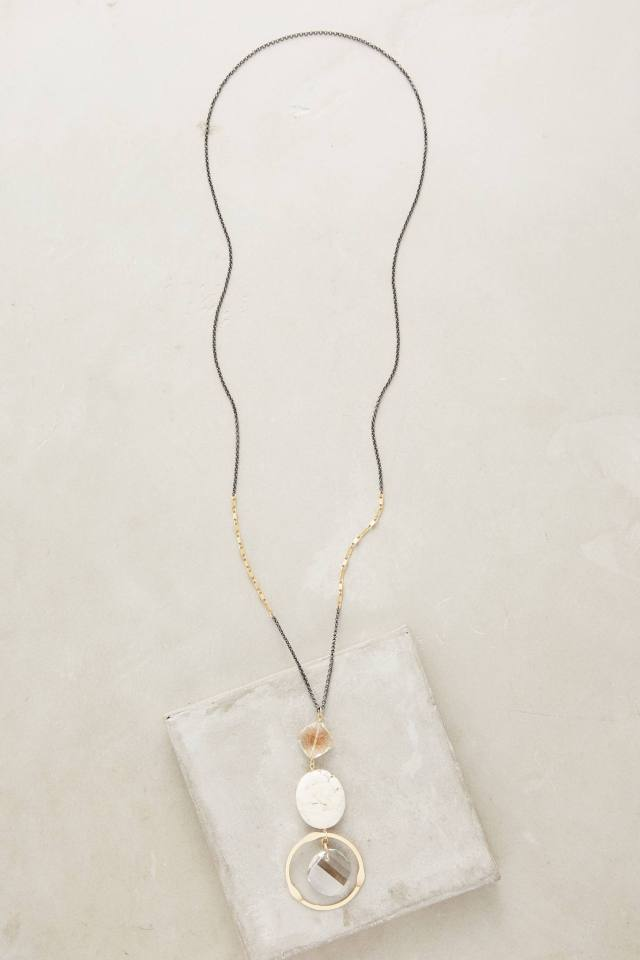 Parione Pendant Necklace