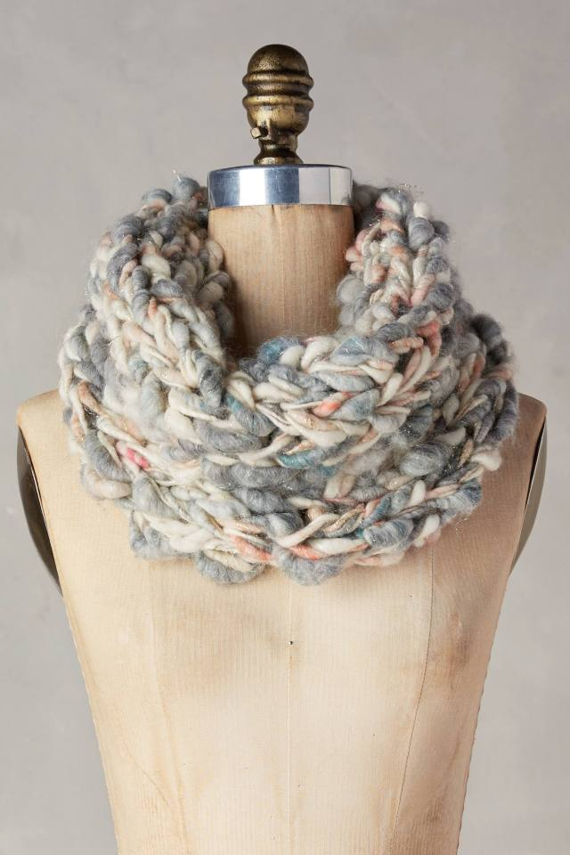 Wintershore Cowl by Knit Collage