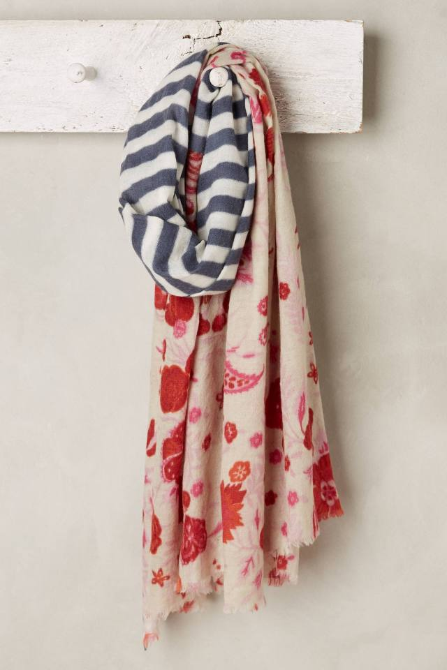 Valley Road Scarf by Moismont